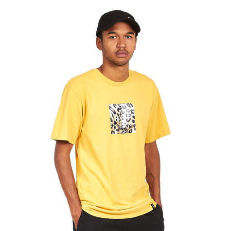HUF - Panthera Box Logo Tee
