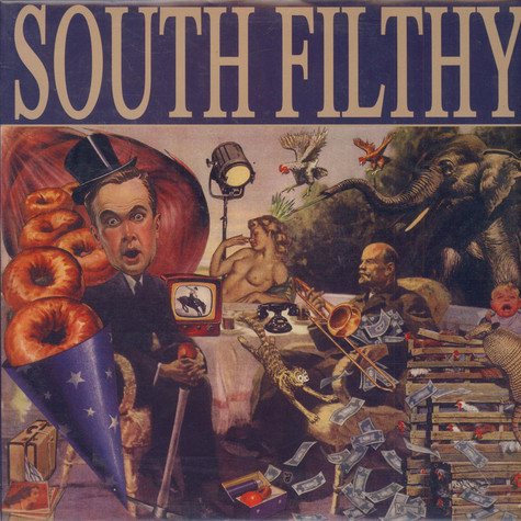 South Filthy - Crackin' Up