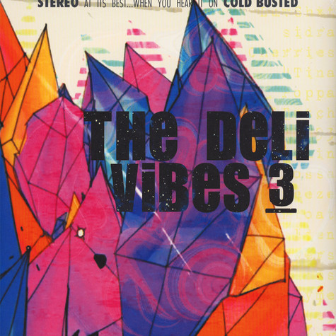 Deli, The - Vibes 3: Remastered Purple Vinyl Edition