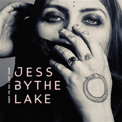 Jess By The Lake - Under The Red Light Shine Black Vinyl Edition