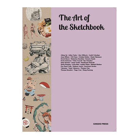 Sandu Publications - The Art Of The Sketchbook - Artists And The Creative Diary