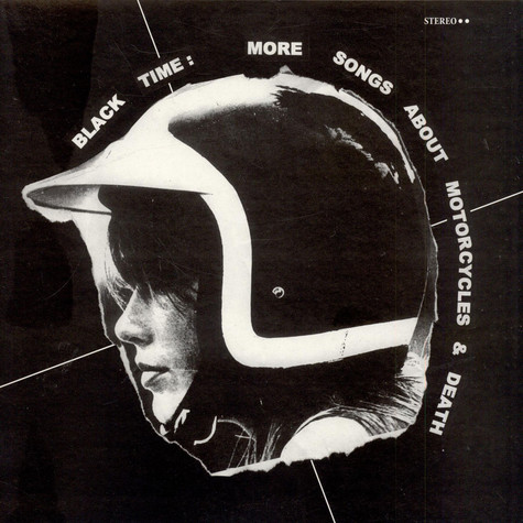 Black Time - More Songs About Motorcycles And Death
