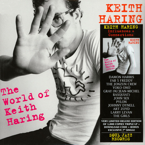 Soul Jazz Records Presents - The World Of Keith Haring