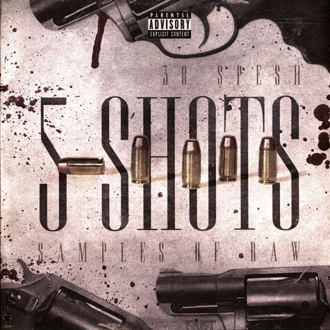 38 Spesh - 5 Shots Deluxe Edition