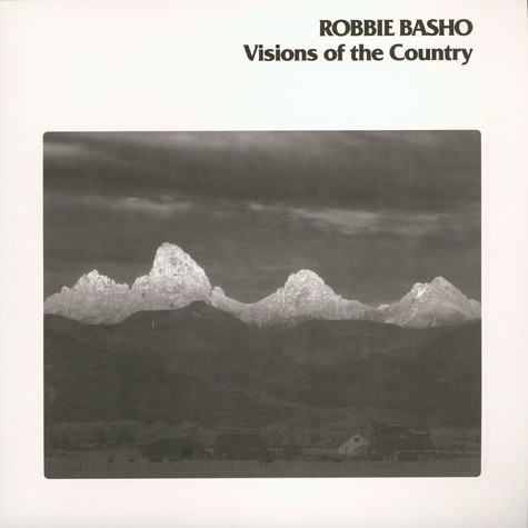 Robbie Basho - Visions Of The Country Crystal Clear 40th Anniversary Edition