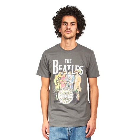 Beatles, The - Sgt Pepper T-Shirt