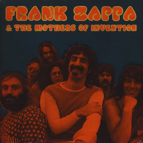 Frank Zappa & The Mothers Of Invention - Live In Uddel 1970