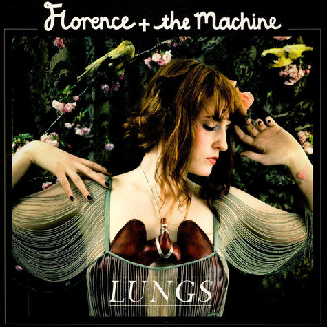 Florence + The Machine - Lungs 10th Anniversary Limited Colour Vinyl Edition