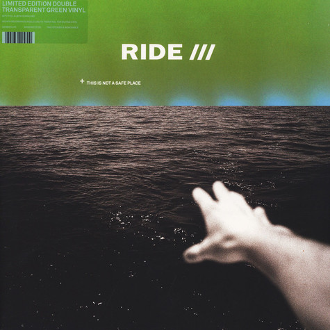 Ride - This Is Not A Safe Place Limited Edition