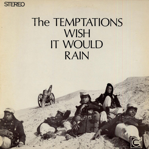 The Temptations - Wish It Would Rain