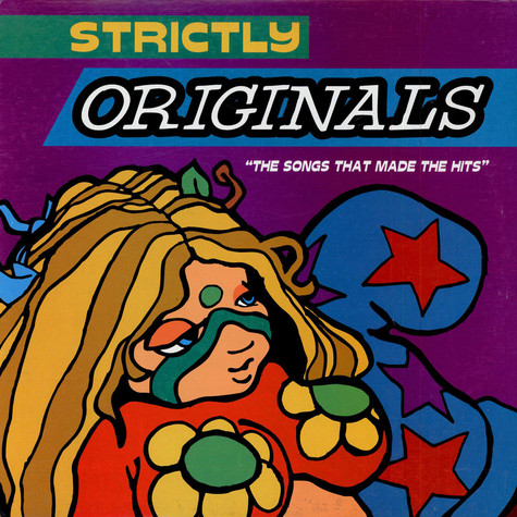 """V.A. - Strictly Originals Vol.1 """"The Songs That Made The Hits"""""""