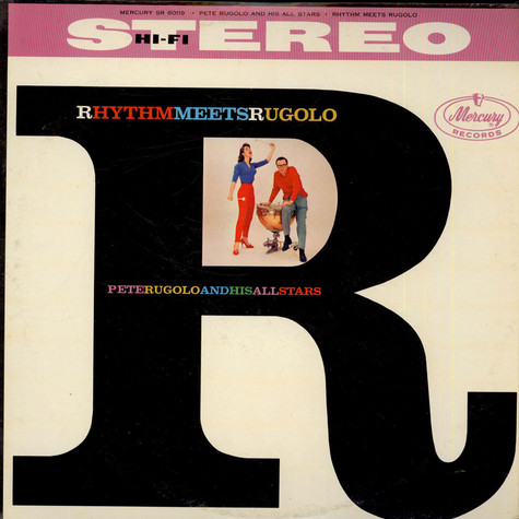 Pete Rugolo And His All Stars - Rhythm Meets Rugolo