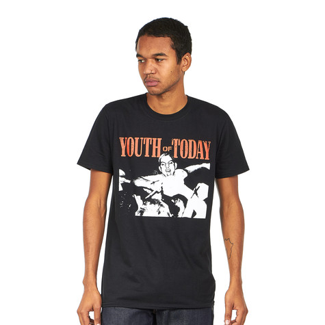 Youth Of Today - Live Photo T-Shirt