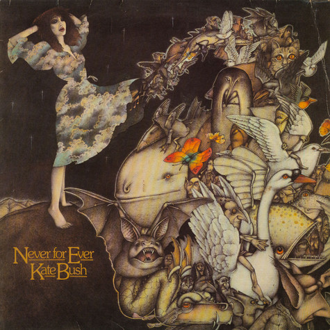 Kate Bush - Never For Ever