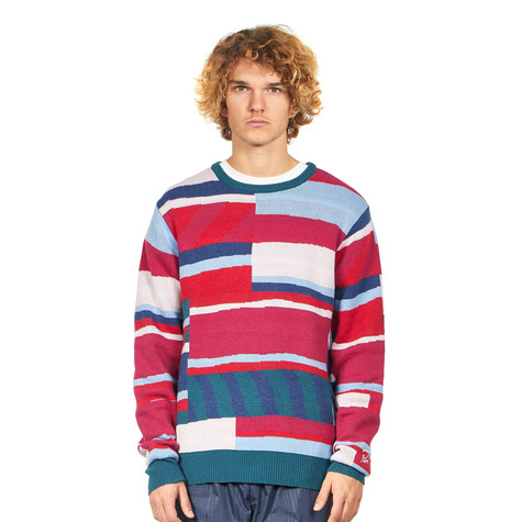 Parra - Premium Stripes Knitted Pullover