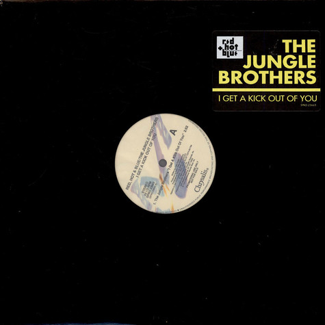 Jungle Brothers - I Get A Kick Out Of You
