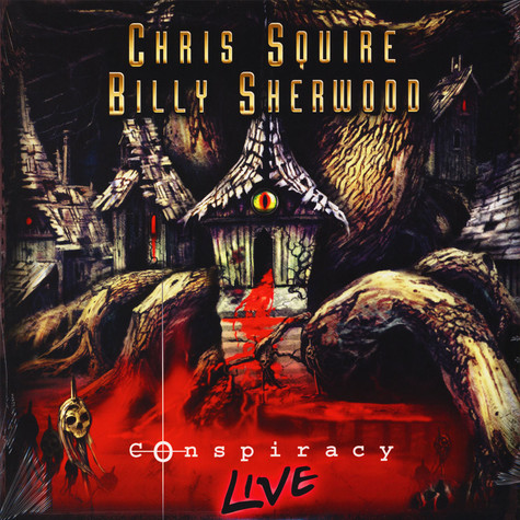 Chris Squire & Billy Sherwood - Conspiracy Live
