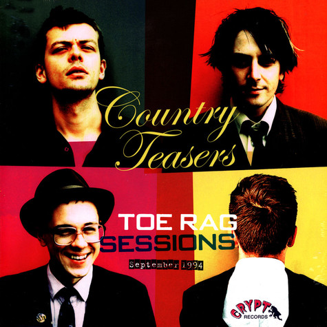 Country Teasers - Toe Rag Sessions, September 1994