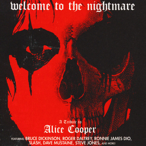 V.A. - Welcome To The Nightmare - A Tribute To Alice Cooper