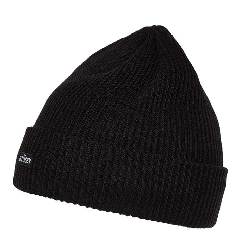 Stüssy - Small Patch Watch Cap Beanie