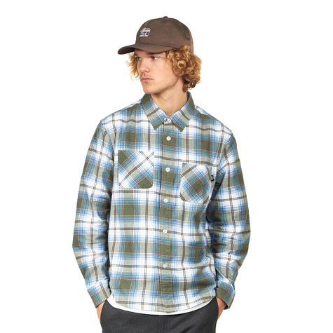 Stüssy - Adam Plaid Shirt