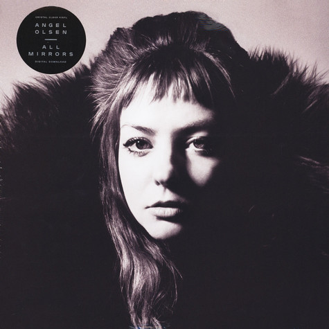 Angel Olsen - All Mirrors Crystal Clear Vinyl Edition