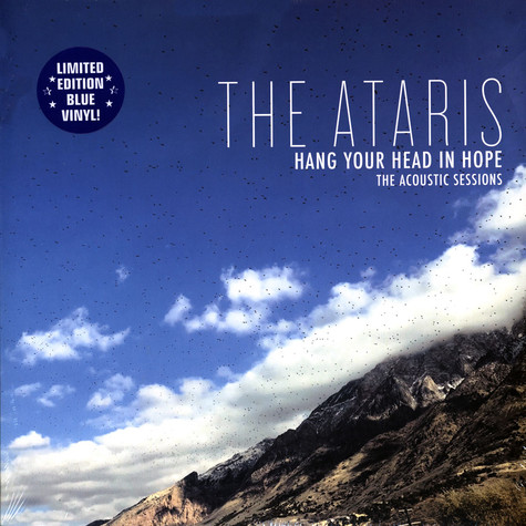 Ataris, The - Hang Your Head In Hope - The Acoustic Sessions Blue Vinyl Edition