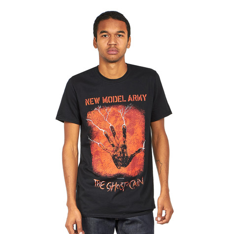 New Model Army - The Ghost Of Cain T-Shirt