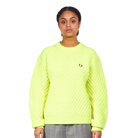 Fred Perry - Textured Jumper