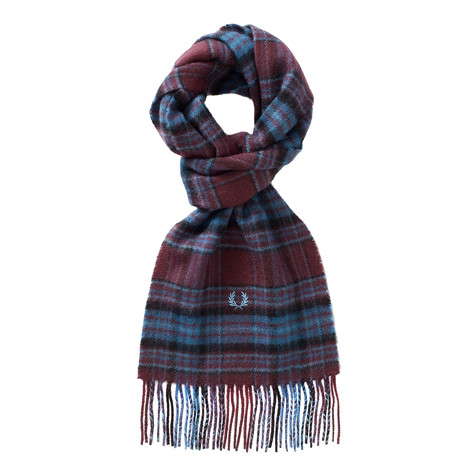 Fred Perry - Winter Tartan Scarf