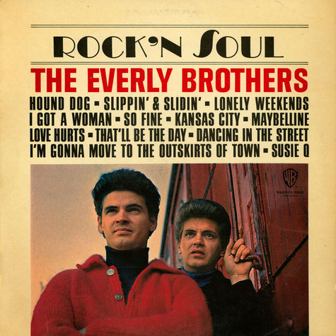 Everly Brothers - Rock 'n Soul