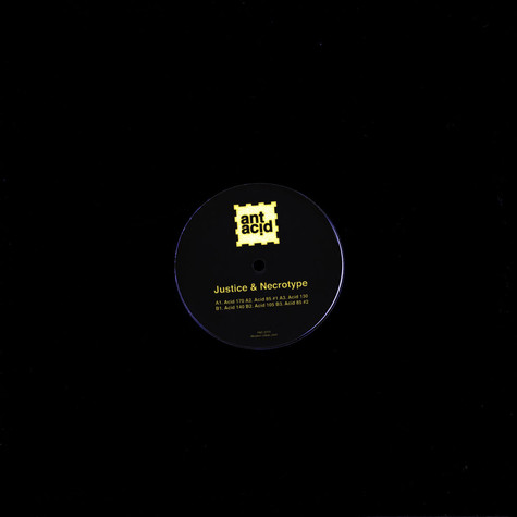 Justice & Necrotype - Ant Acid