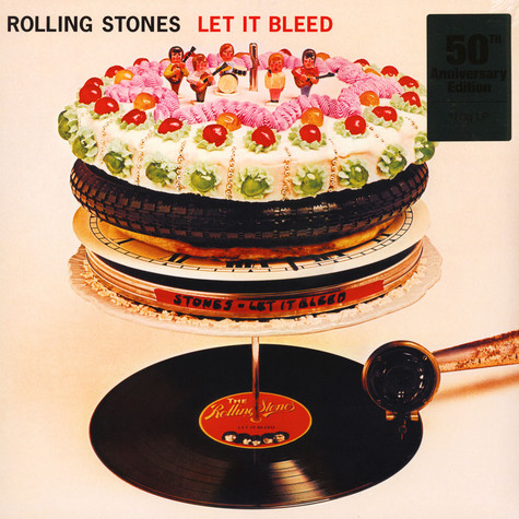 Rolling Stones, The - Let It Bleed 50th Anniversary