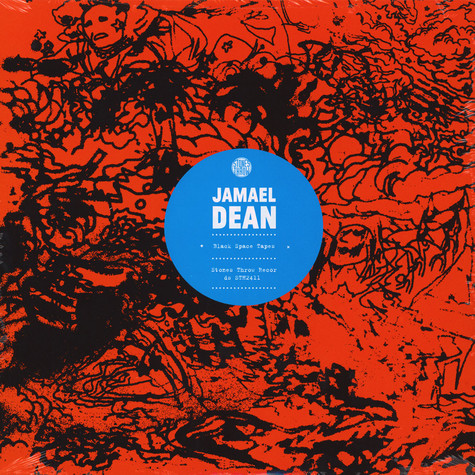 Jamael Dean - Black Space Tapes
