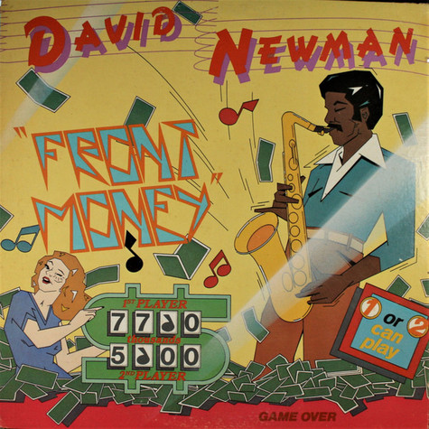 "David ""Fathead"" Newman - Front Money"