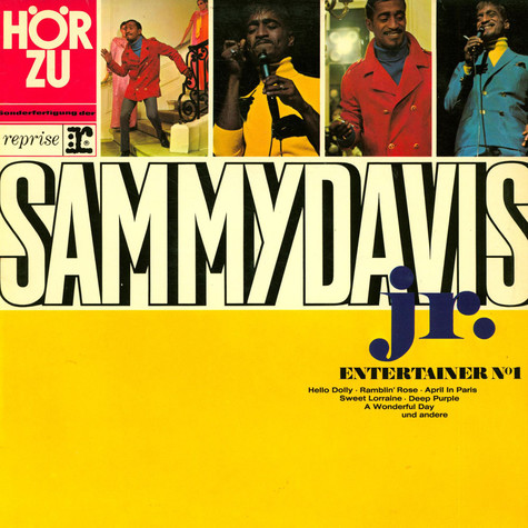 Sammy Davis Jr. - Entertainer No 1
