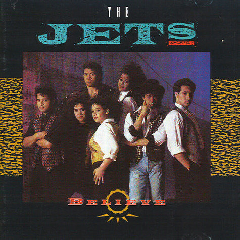 The Jets - Believe
