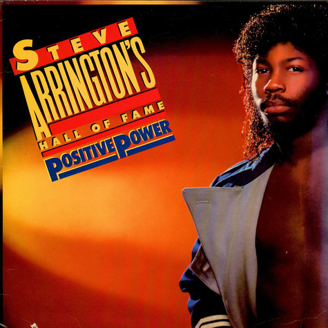 Steve Arrington's Hall Of Fame - Positive Power