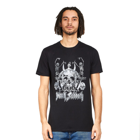 Black Sabbath - Dancing T-Shirt