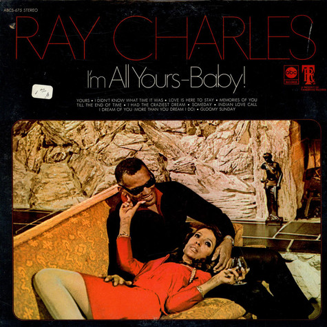 Ray Charles - I'm All Yours-Baby!