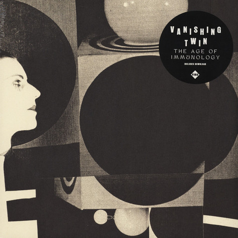 Vanishing Twin - The Age Of Immunology Black Vinyl Edition