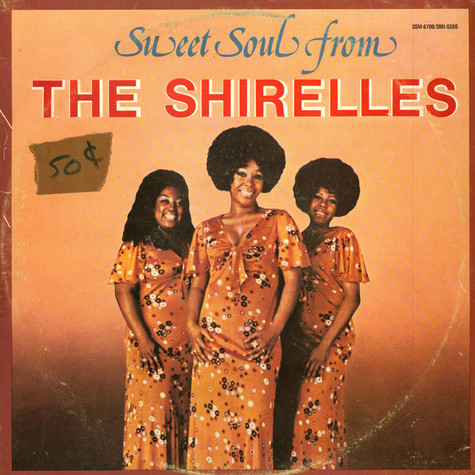 Shirelles, The - Sweet Soul From The Shirelles