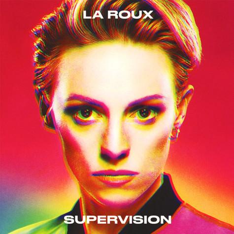 La Roux - Supervision White Vinyl Edition