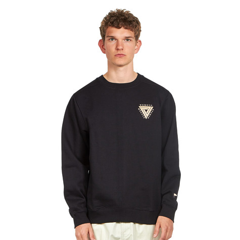 Wemoto - Net Crew Sweater