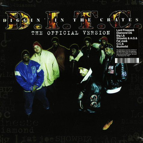 D.I.T.C. - The Official Version 20th Anniversary Edition