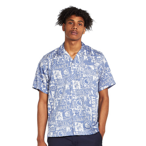 Carhartt WIP - S/S Collage Shirt