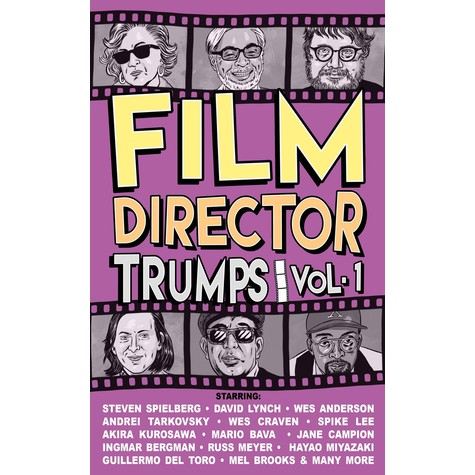 V.A. - Film Director Trumps Volume 1