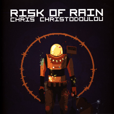 Chris Christodoulou - Risk Of Rain - Offical Video Game Soundtrack