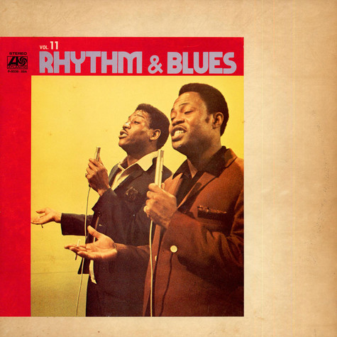 V.A. - Volume 11 Rhythm & Blues