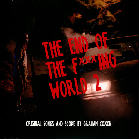 Graham Coxon - OST The End Of The F***Ing World 2